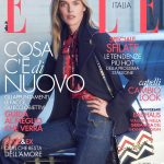 Shannan Click covers Elle Italia January 19th, 2019 by Laura Sciacovelli