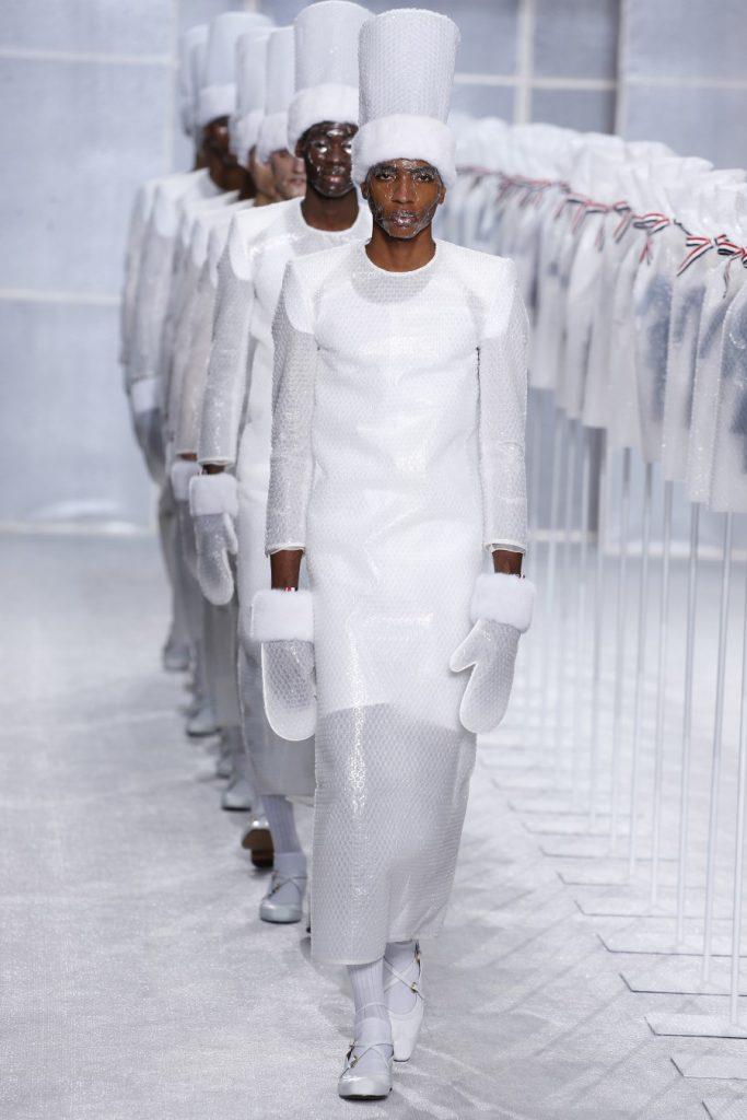 Thom Browne Men's Fall Winter 2019 - Paris Fashion Week