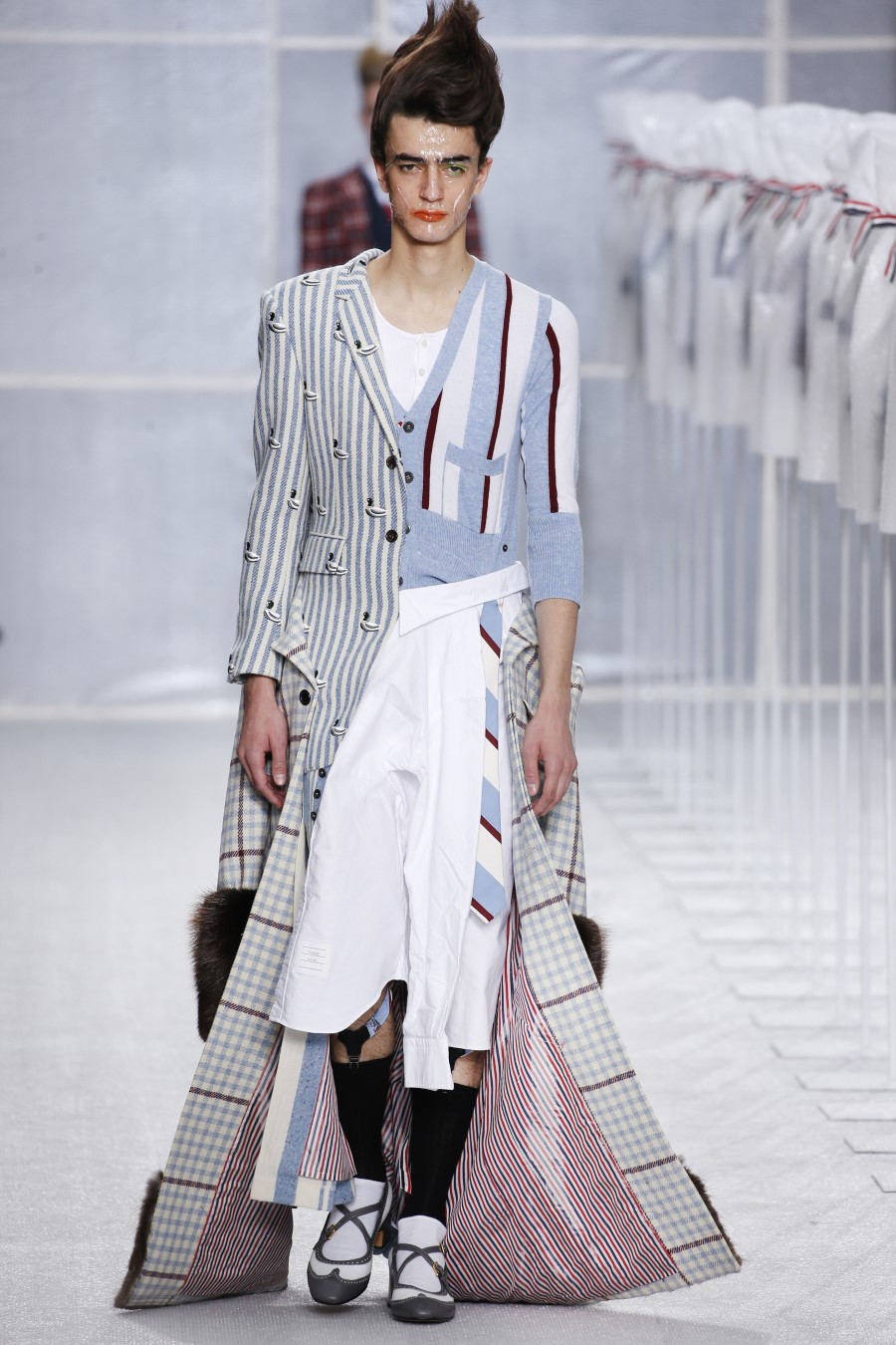 Thom Browne Men's Fall Winter 2019 - Paris Fashion Week