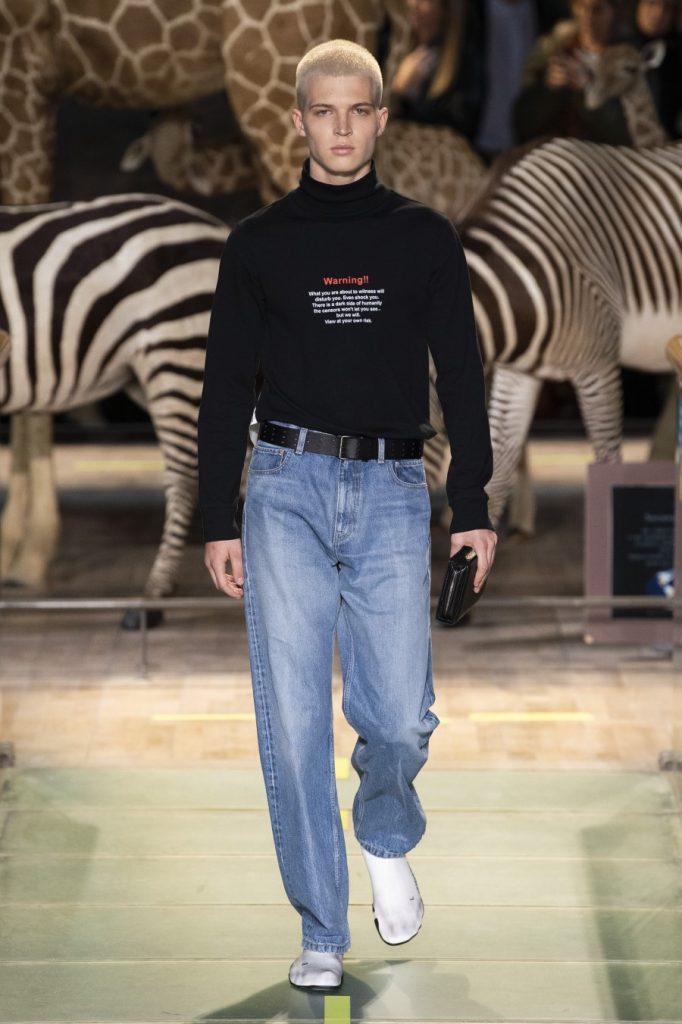 Vetements Fall Winter 2019 - Paris Fashion Week