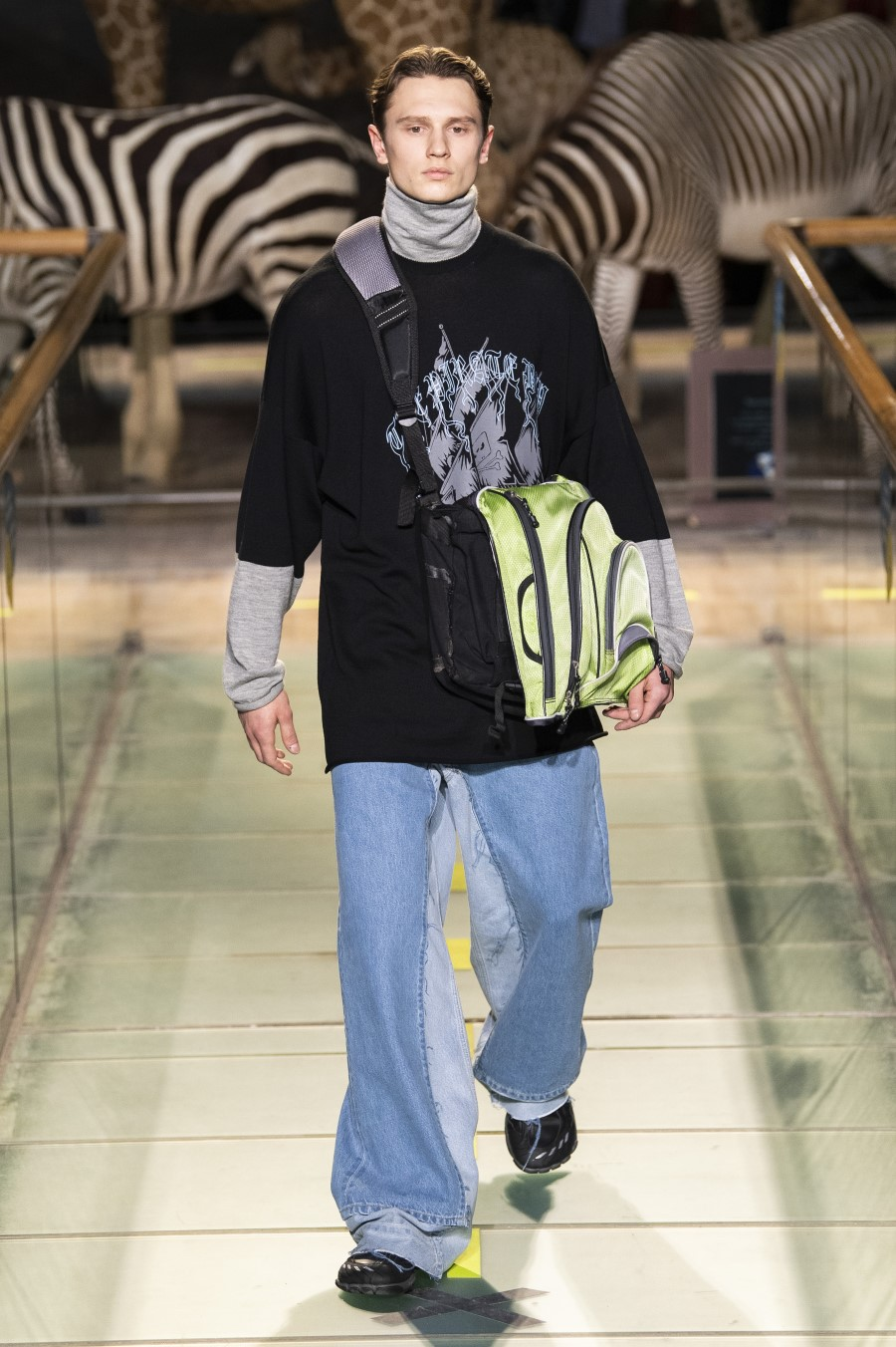 Vetements Fall Winter 2019 - Paris Fashion Week