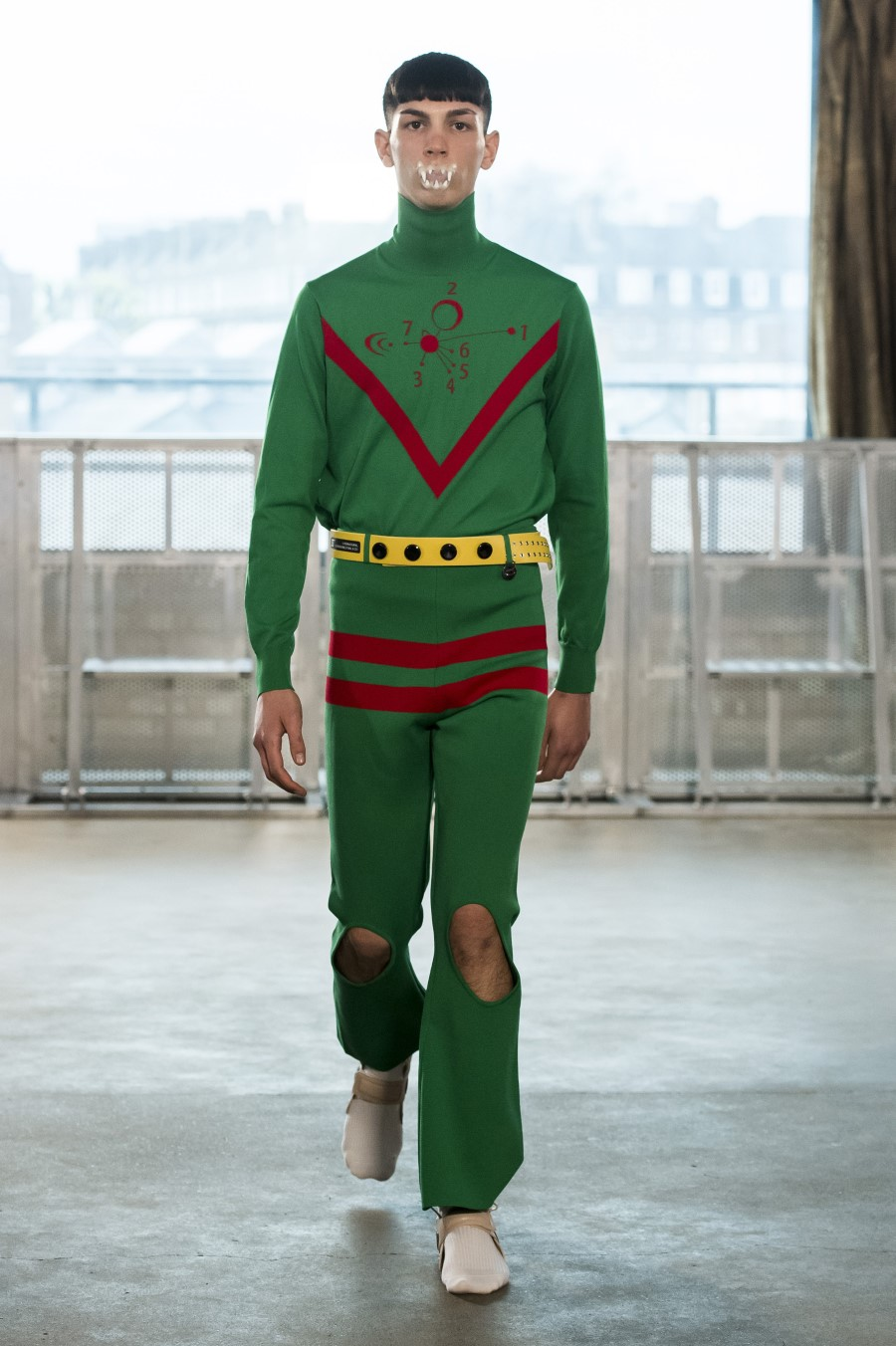 Xander Zhou Fall Winter 2019 - London Fashion Week Men's