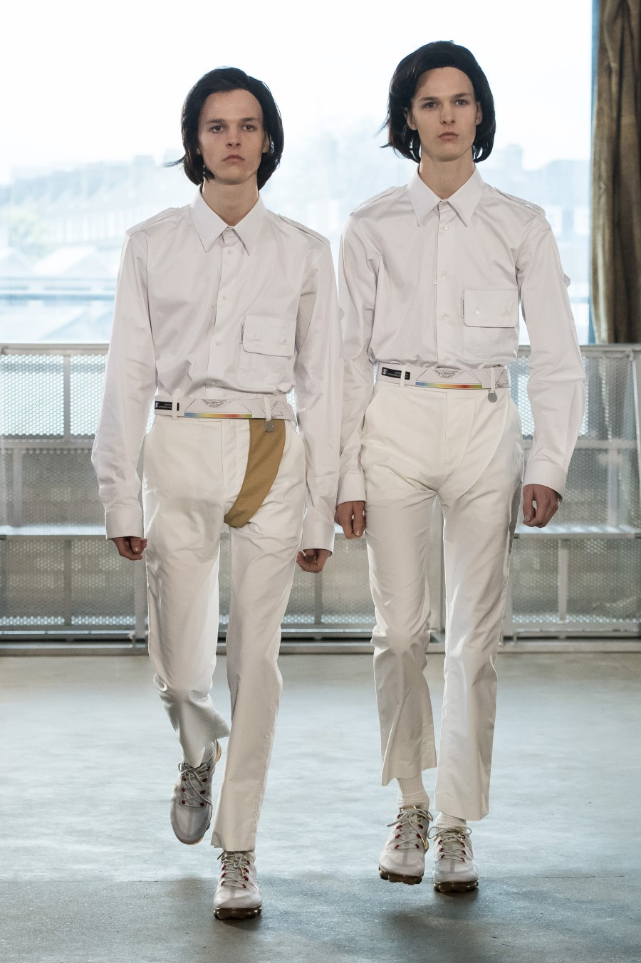 Xander Zhou Fall Winter 2019 - London Fashion Week Men's