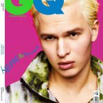 Ansel Elgort covers GQ Korea February 2019 by Moke Na Jung