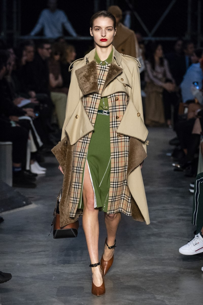 Burberry Fall Winter 2019 - London Fashion Week