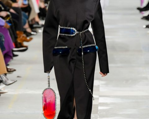 Christopher Kane Fall Winter 2019 - London Fashion Week
