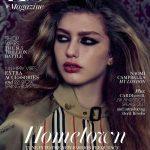 Dorit Revelis covers ES Magazine February 15th, 2019 by Drew Jarrett