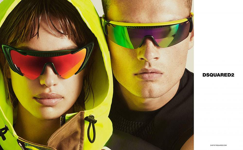 Dsquared2 Spring Summer 2019 Campaign
