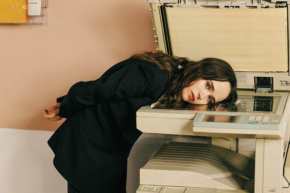 Ellen Page covers Porter Edit February 22nd, 2019 by Tiffany Nicholson