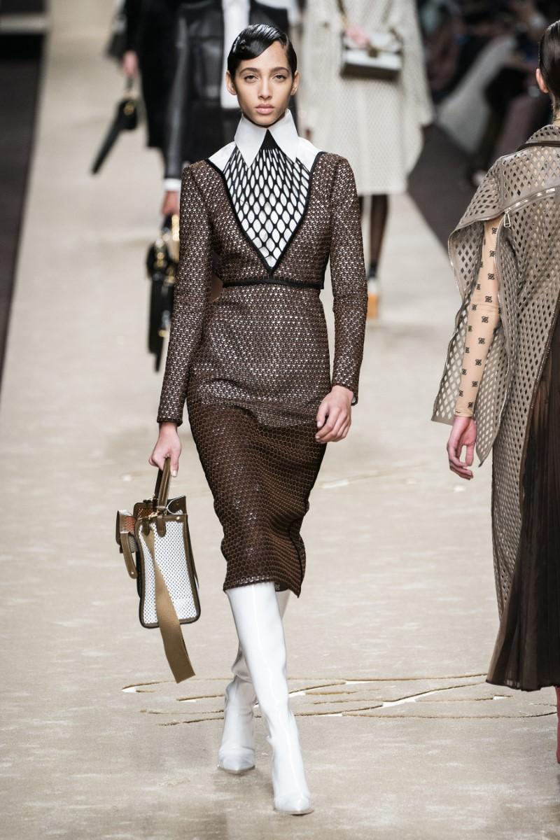 Fendi Fall Winter 2019 - Milan Fashion Week