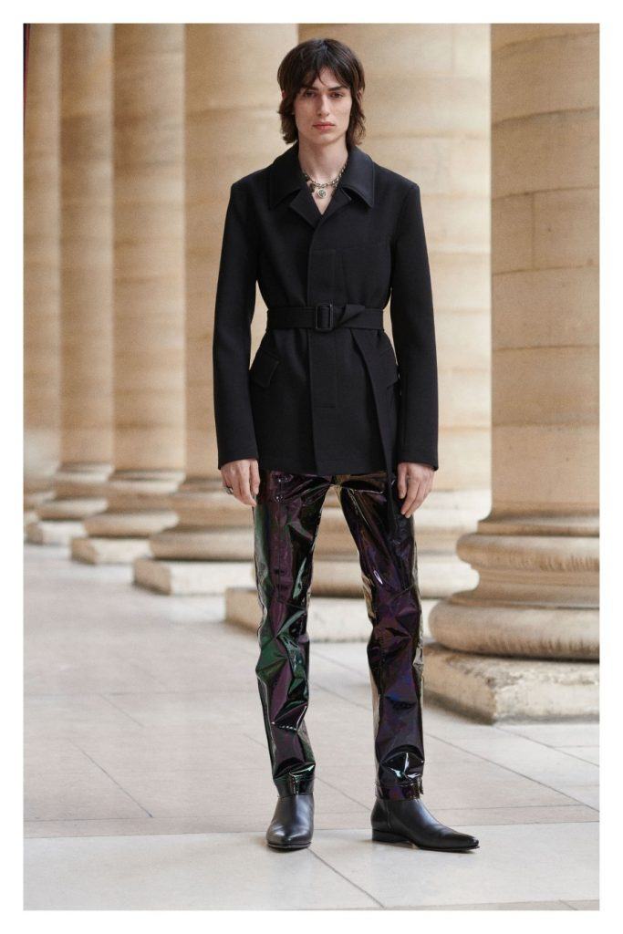 Givenchy Men's Fall Winter 2019 Lookbook