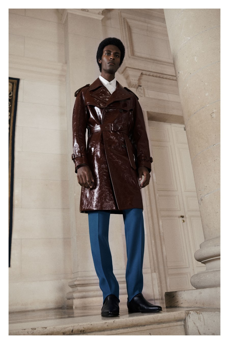 Givenchy Men's Fall Winter 2019 Lookbook