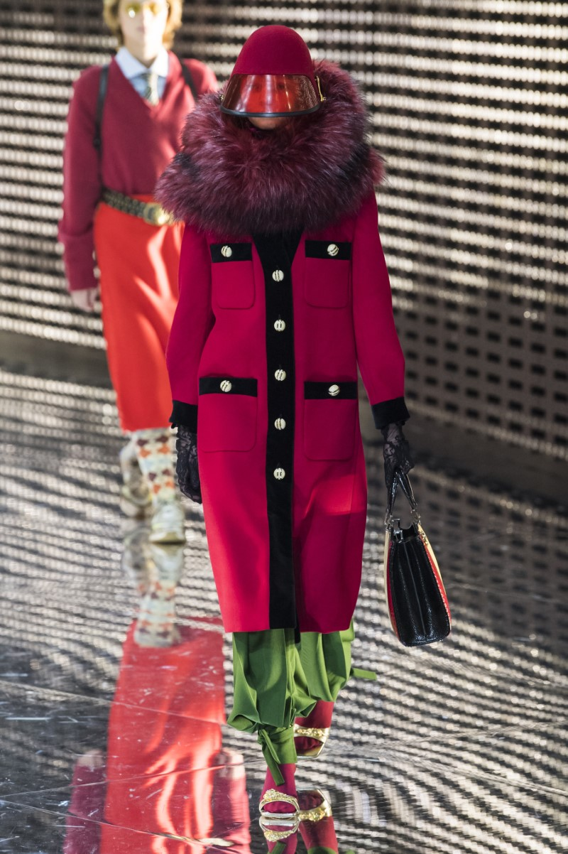 Gucci Fall Winter 2019 - Milan Fashion Week