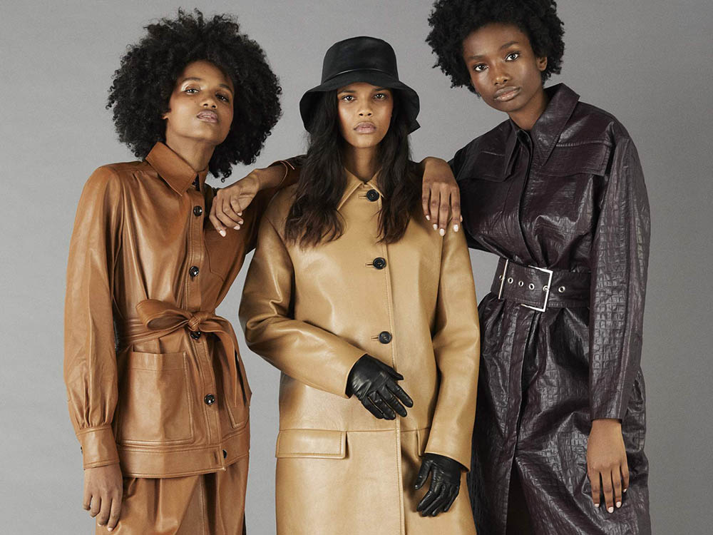 Imari Karanja, Ambar Cristal and Natalia Montero cover Porter Edit February 15th, 2019 by Leon Mark