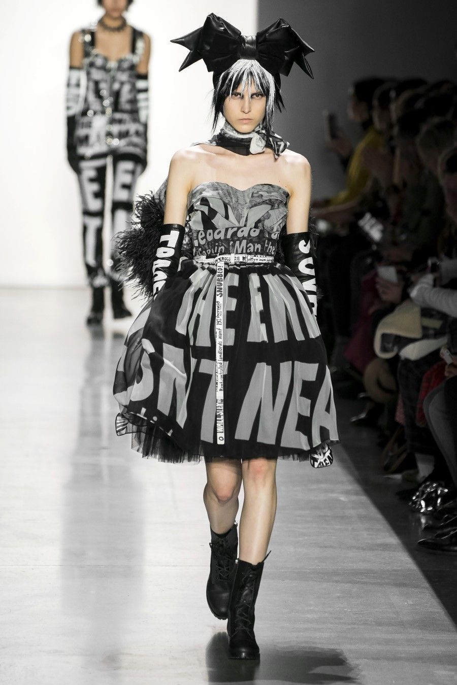 Jeremy Scott Fall Winter 2019 - New York Fashion Week