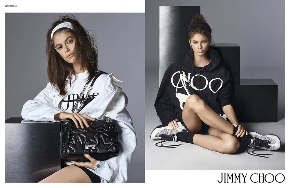 Jimmy Choo Spring Summer 2019 Campaign