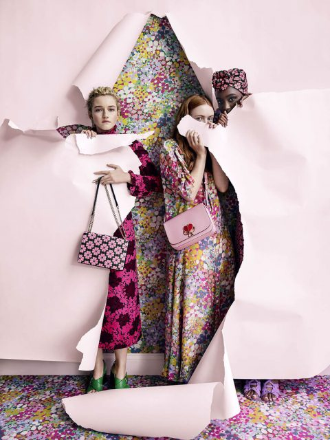 Kate Spade New York Spring Summer 2019 Campaign