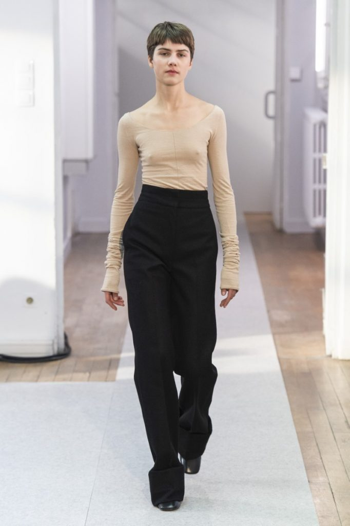 Lemaire Fall Winter 2019 - Paris Fashion Week