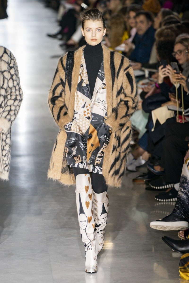 Max Mara Fall Winter 2019 - Milan Fashion Week