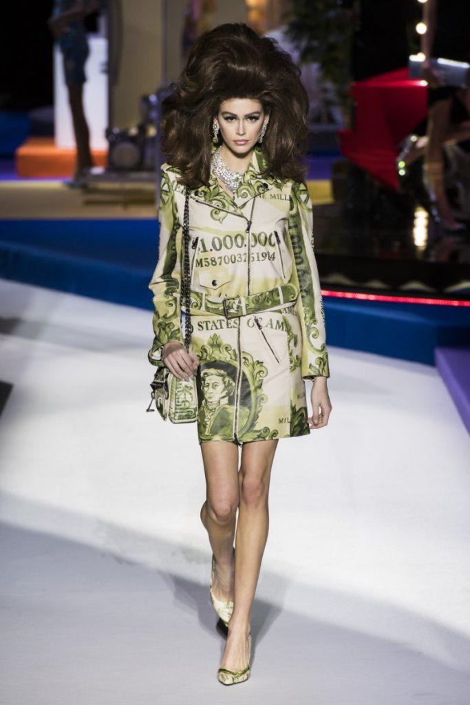 Moschino Fall Winter 2019 - Milan Fashion Week