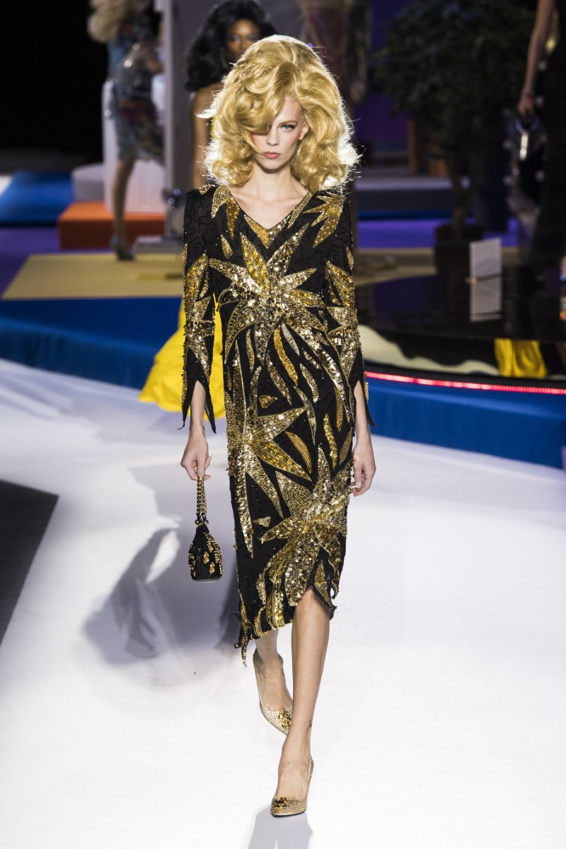 Moschino Fall Winter 2019 - Milan Fashion Week