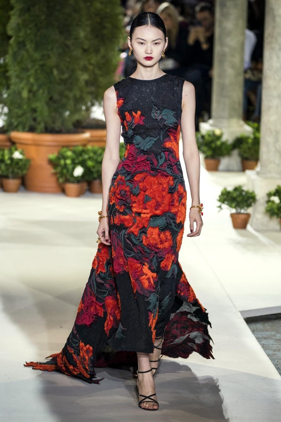 Oscar de la Renta Fall Winter 2019 - New York Fashion Week