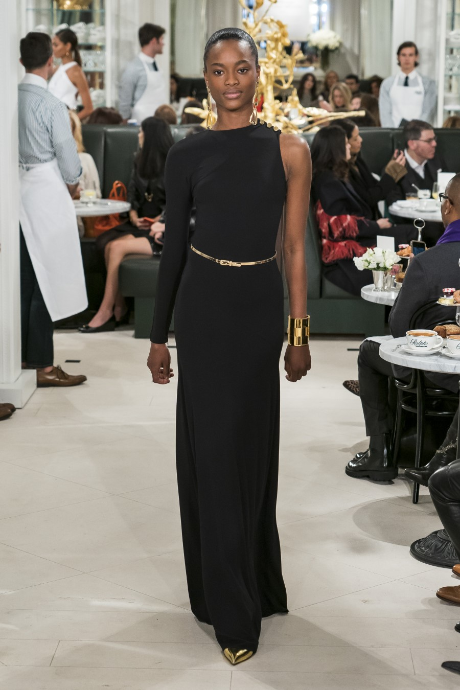 Ralph Lauren Spring Summer 2019 - New York Fashion Week