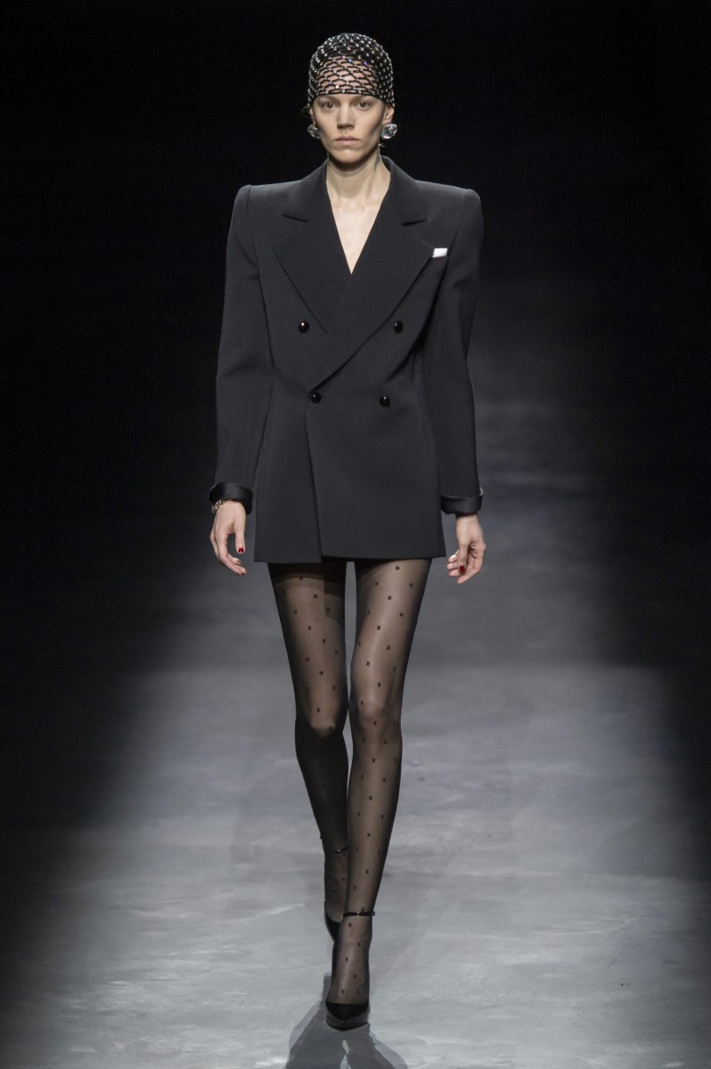 Saint Laurent Fall/Winter 2019 - Paris Fashion Week
