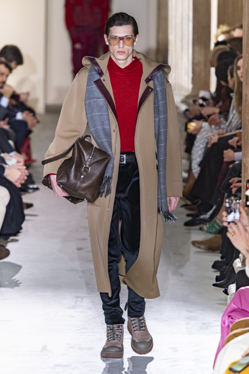 Salvatore Ferragamo Fall Winter 2019 - Milan Fashion Week