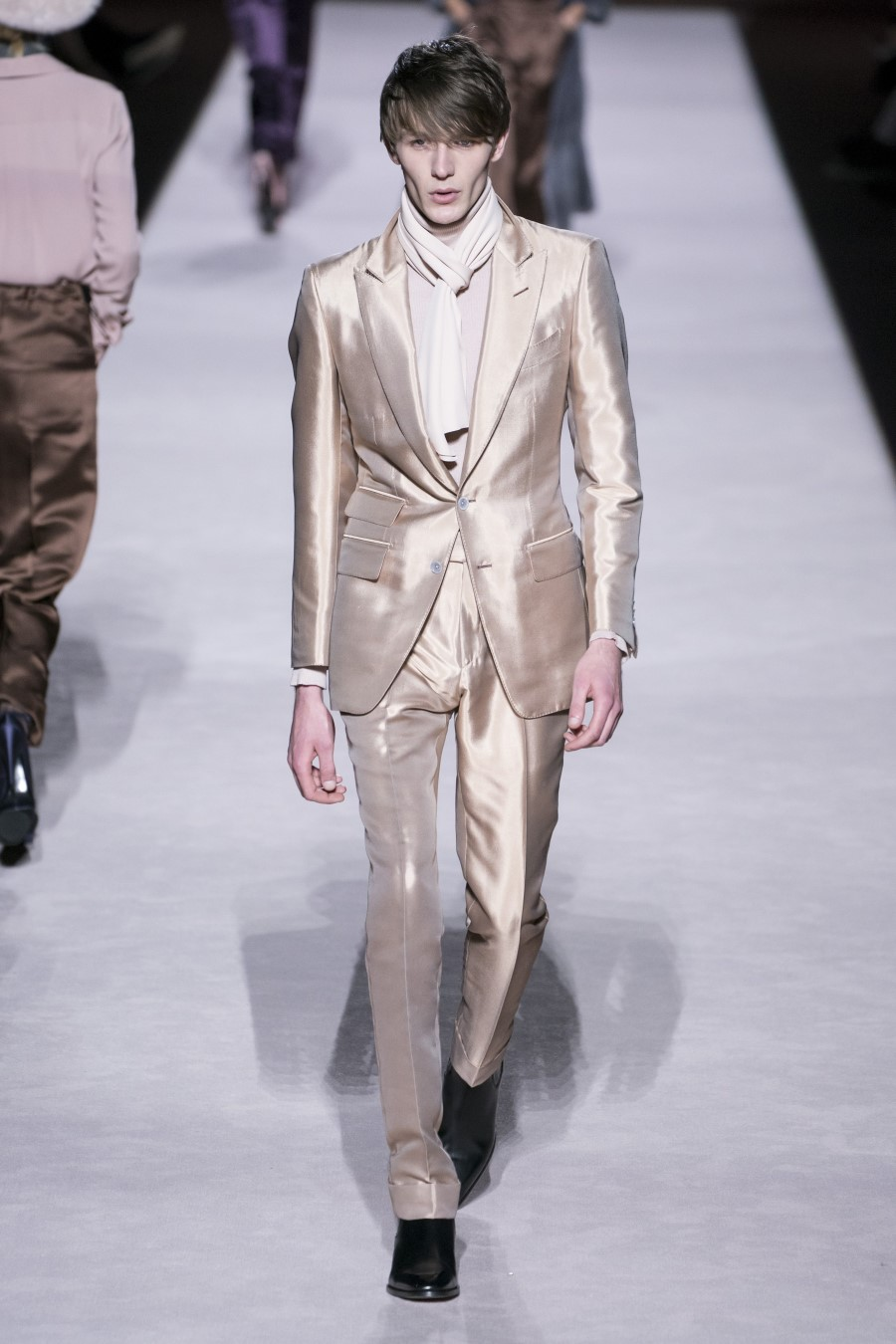 Tom Ford Fall Winter 2019 - New York Fashion Week