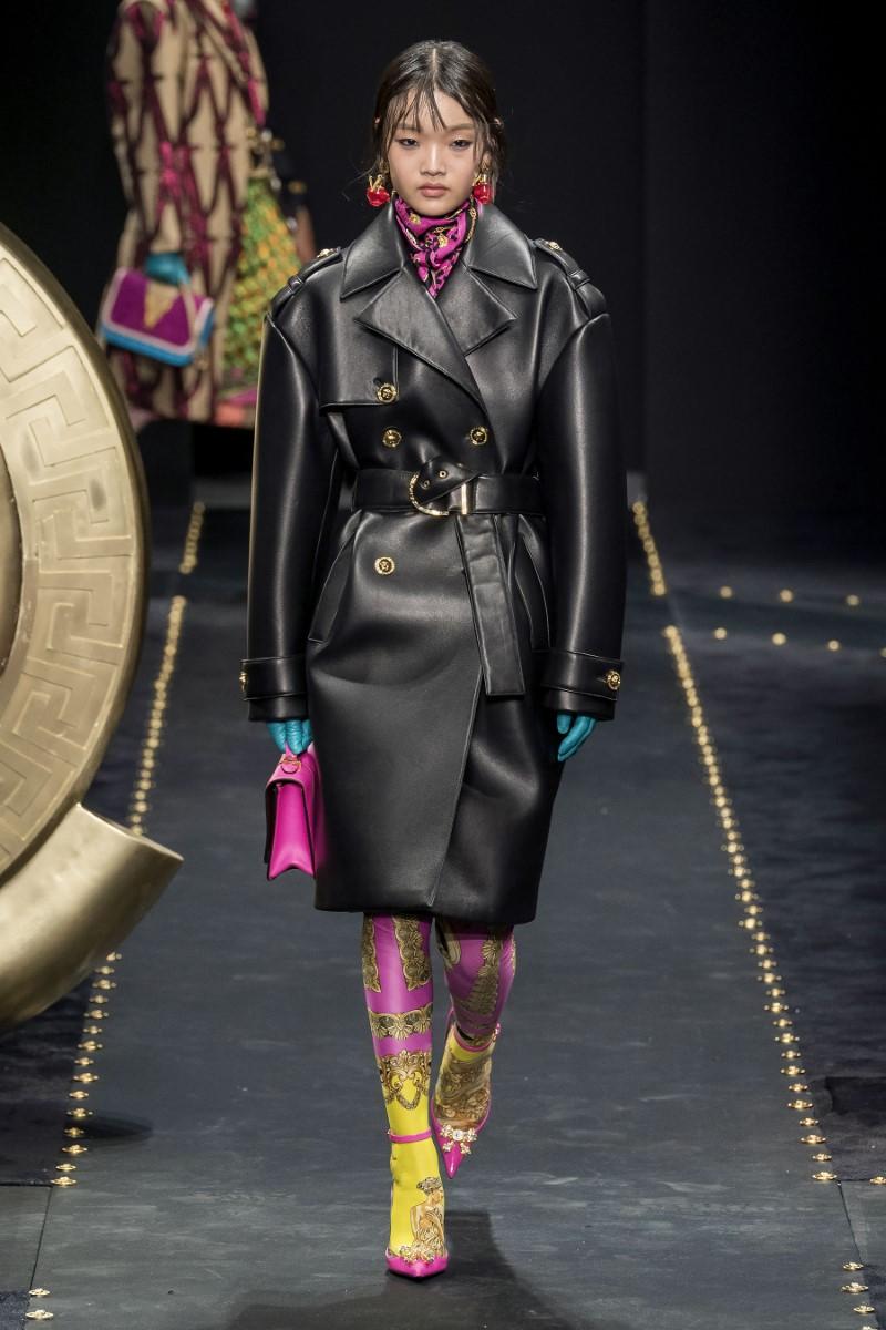 Versace Fall Winter 2019 - Milan Fashion Week