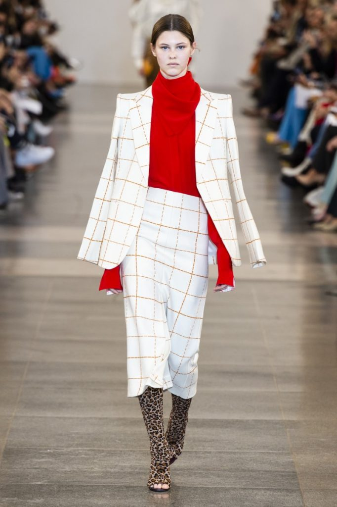 Victoria Beckham Fall Winter 2019 - London Fashion Week