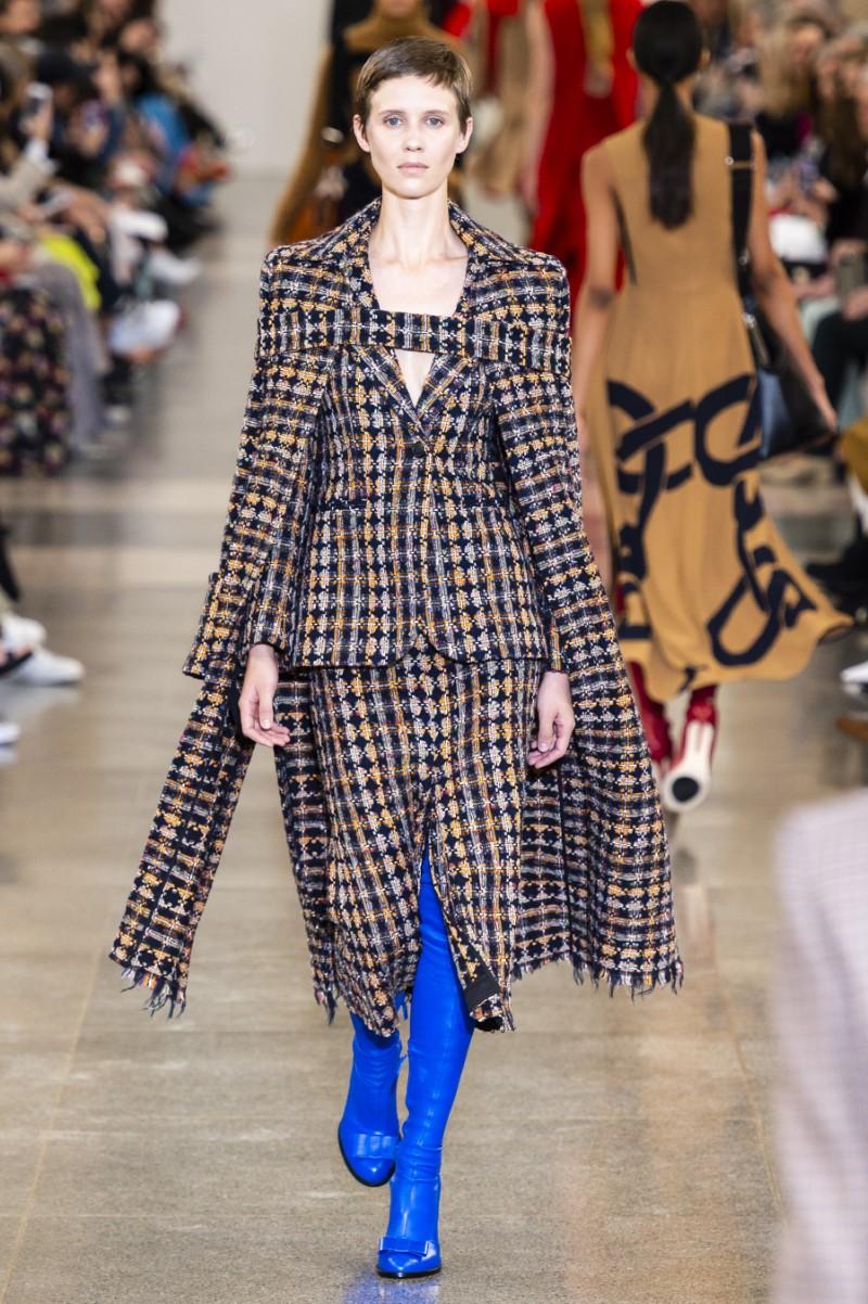 Victoria Beckham Fall Winter 2019 - London Fashion Week