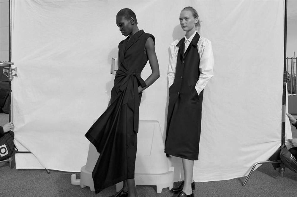 Alek Wek and Gemma Ward cover Porter Edit March 15th, 2019 by Claudia Knoepfel