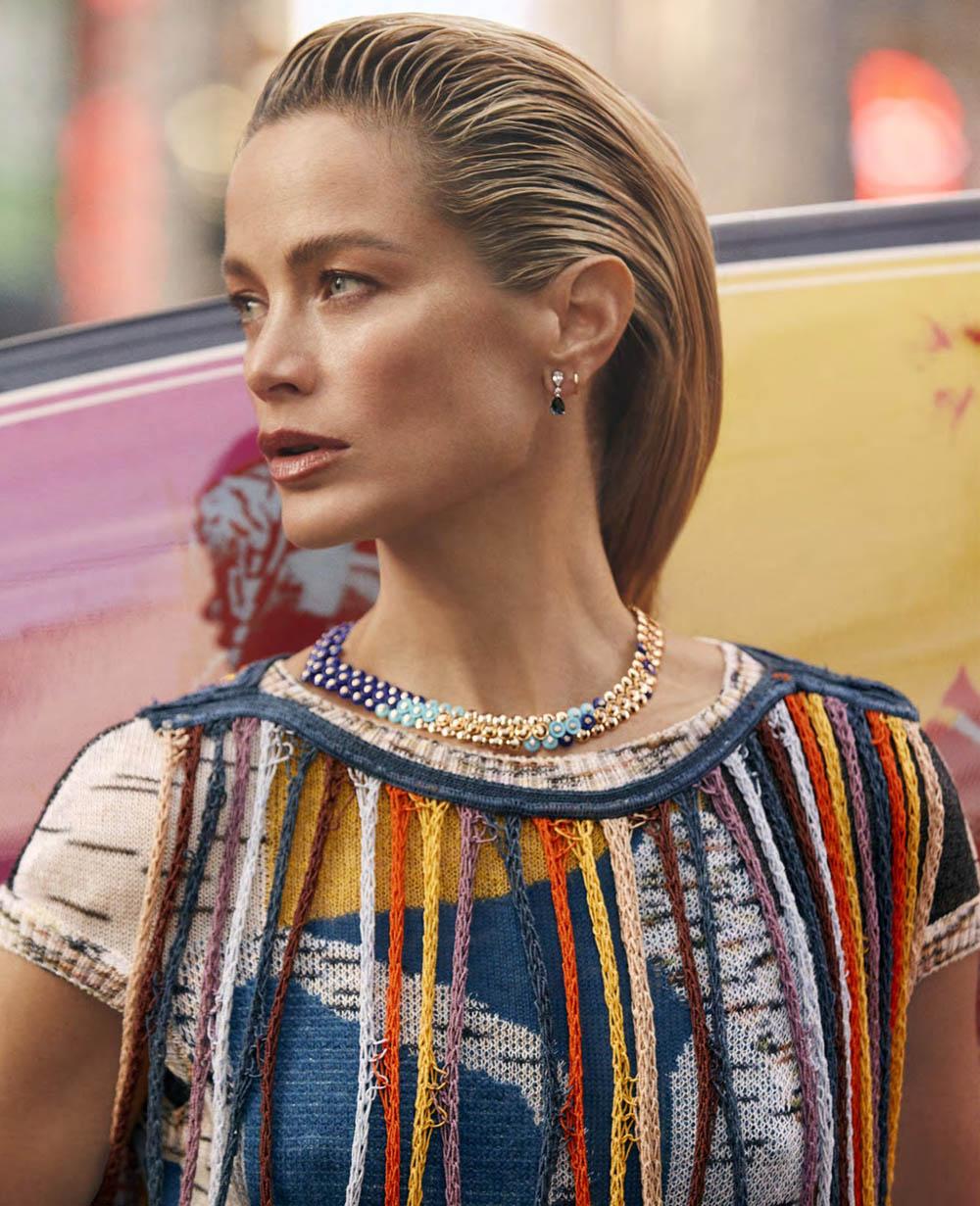 Carolyn Murphy by Zoey Grossman for Harper's Bazaar US March 2019