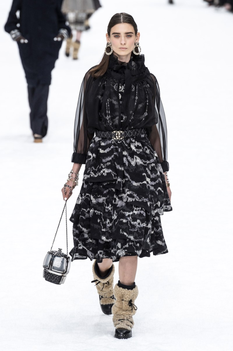 Chanel Fall Winter 2019 Paris Fashion Week Fashionotography