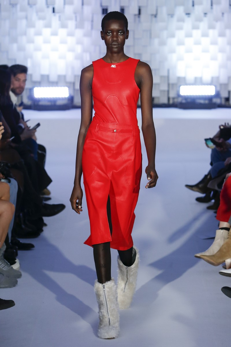 Courrèges Fall Winter 2019 - Paris Fashion Week