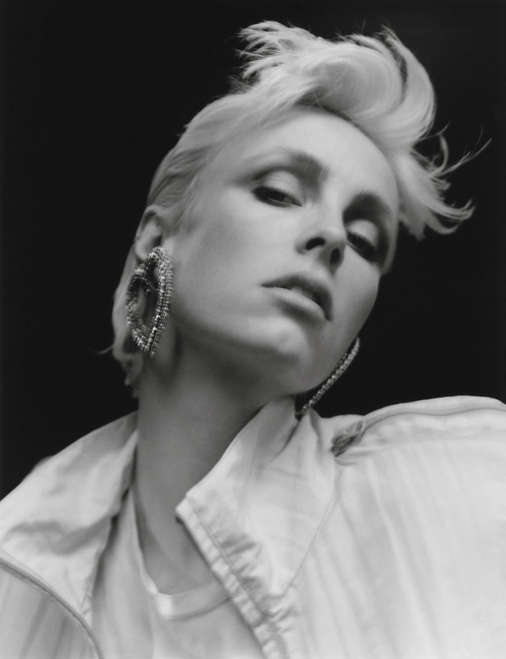Edie Campbell by Sam Rock for Vogue Paris March 2019