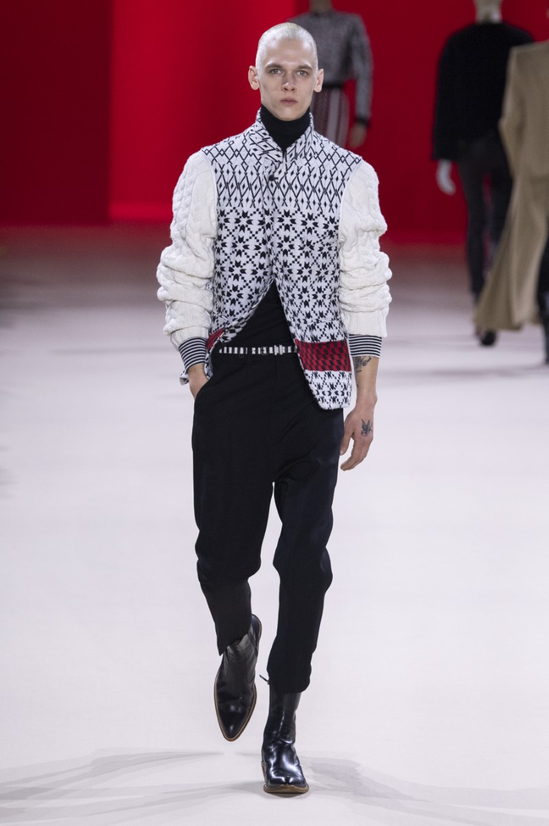 Haider Ackermann Fall Winter 2019 - Paris Fashion Week