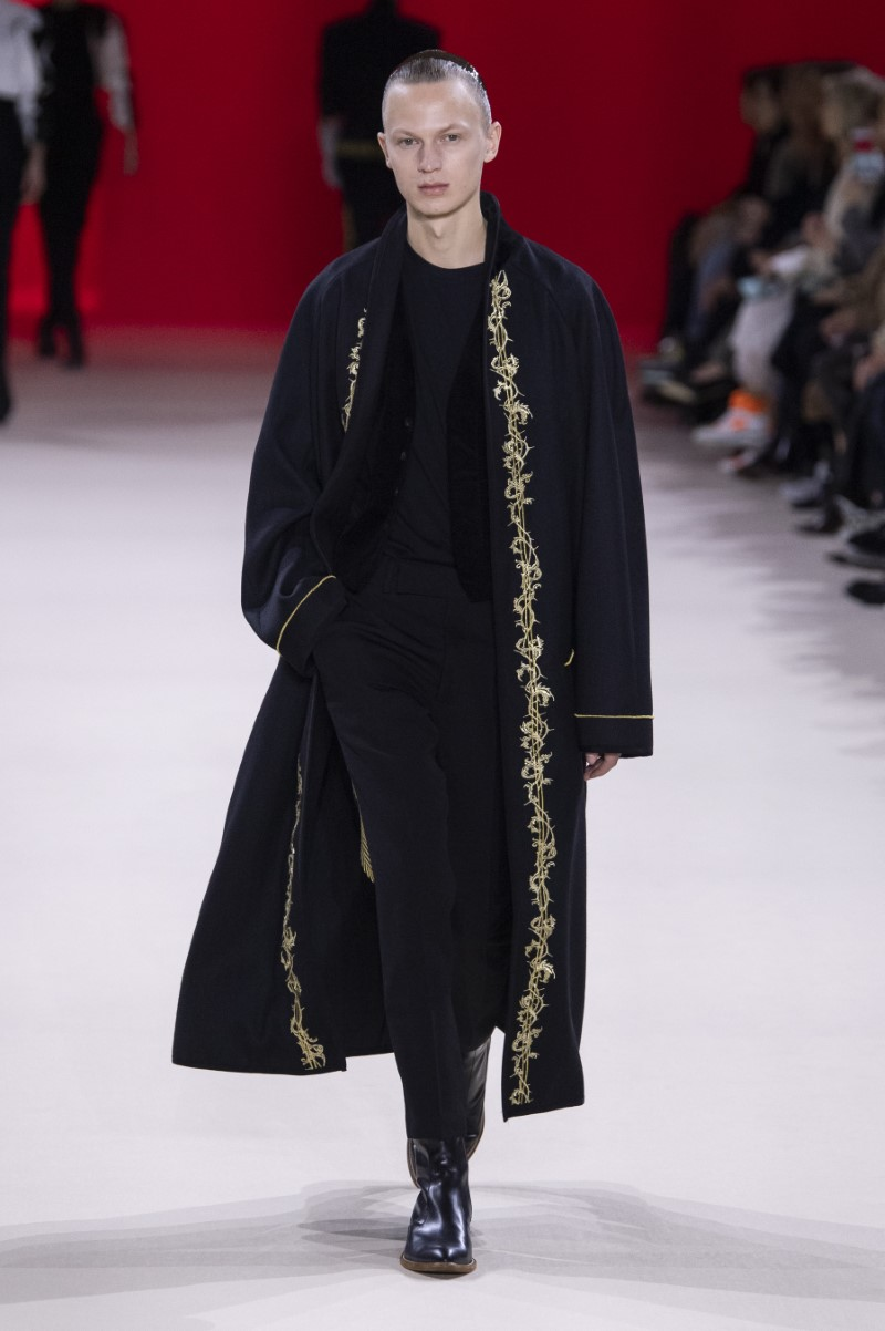 Haider Ackermann Fall Winter 2019 - Paris Fashion Week