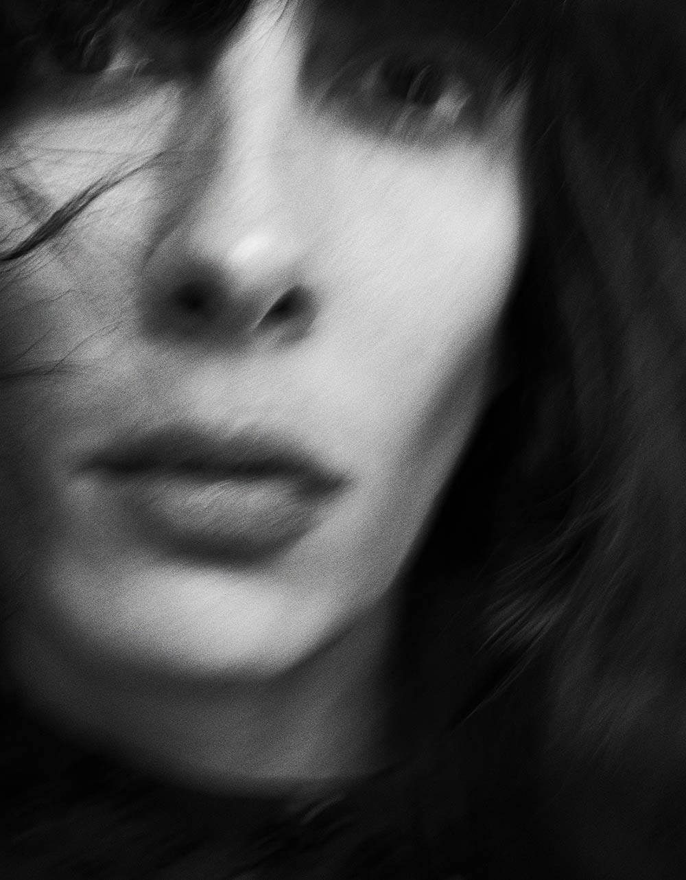 Jamie Bochert covers Vogue Portugal March 2019 by Branislav Simoncik