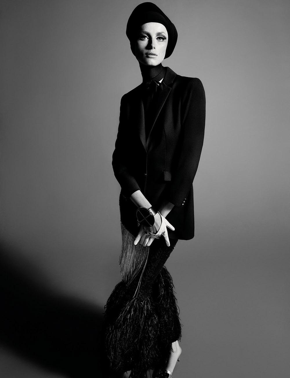 ''Joie de Vivre'' by Mert & Marcus for British Vogue March 2019