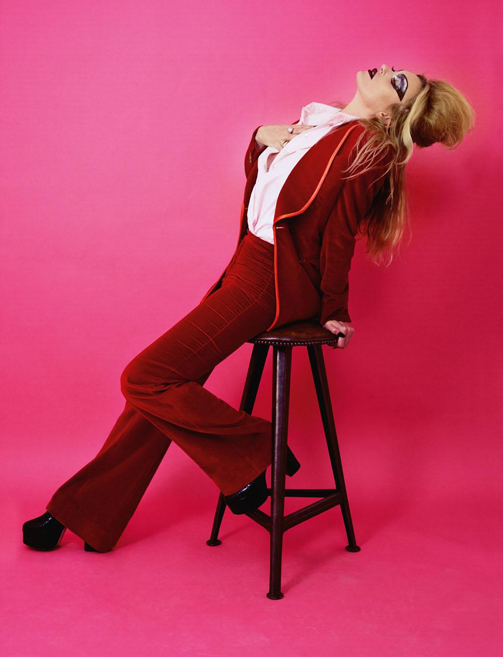 Kate Moss covers Love Magazine 20.5 by Steve Mackey & Douglas Hart