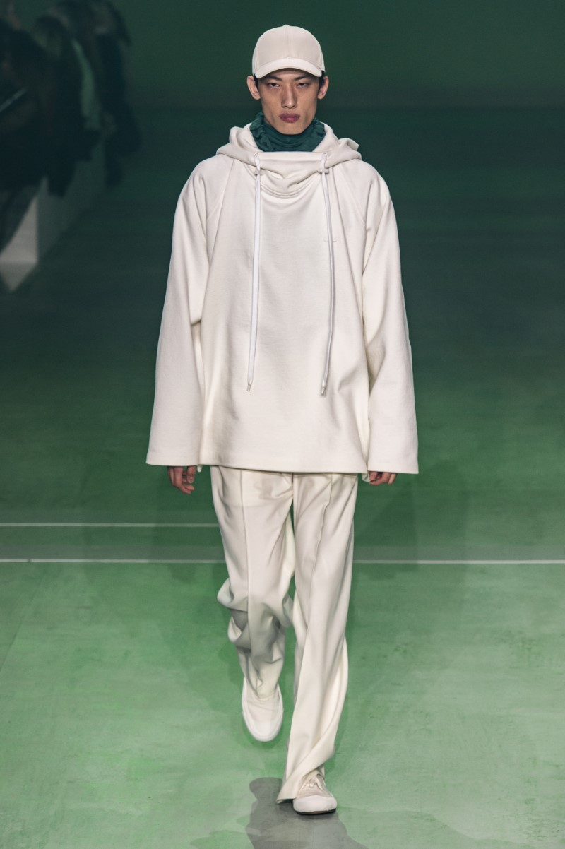 Lacoste Fall Winter 2019 - Paris Fashion Week