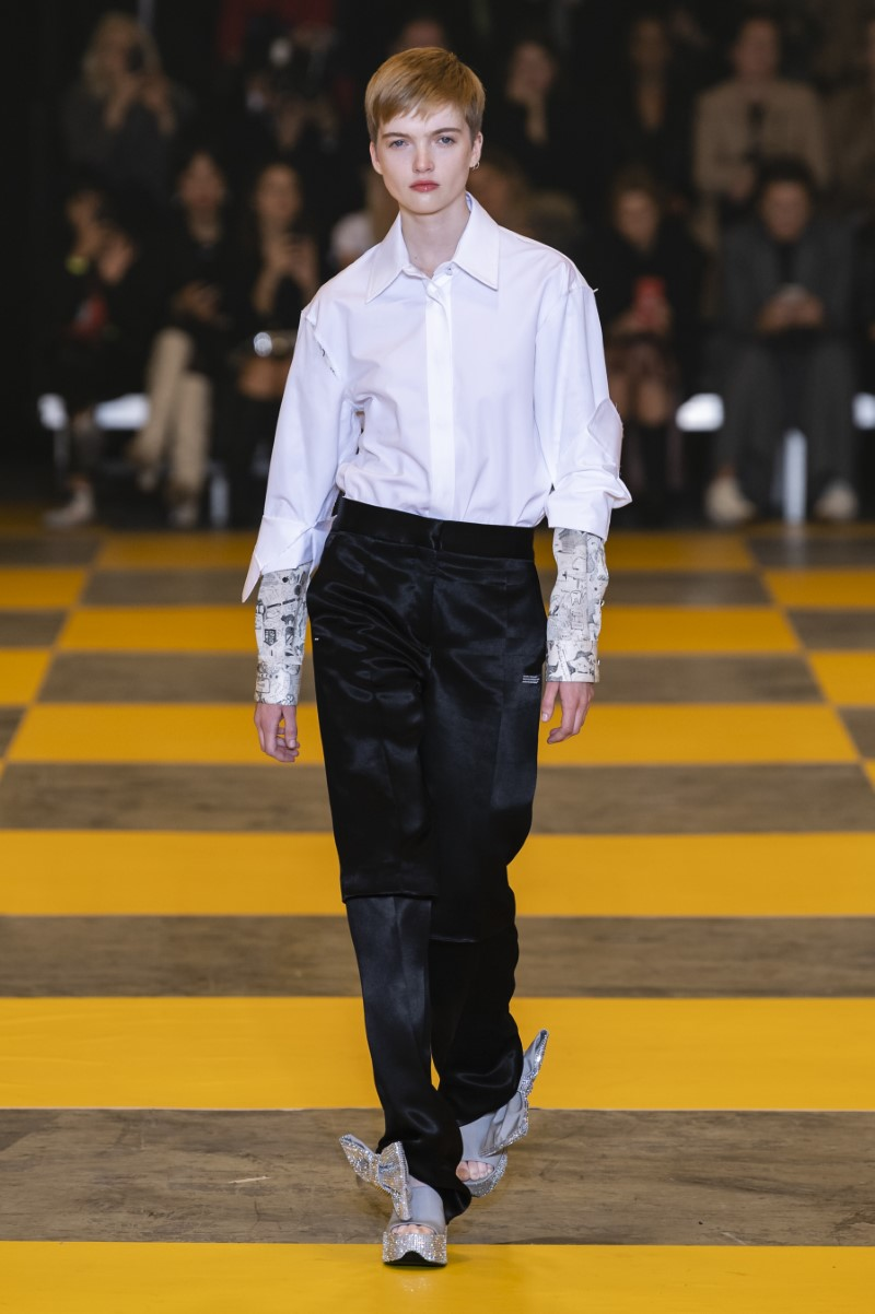 Off-White Fall Winter 2019 - Paris Fashion Week