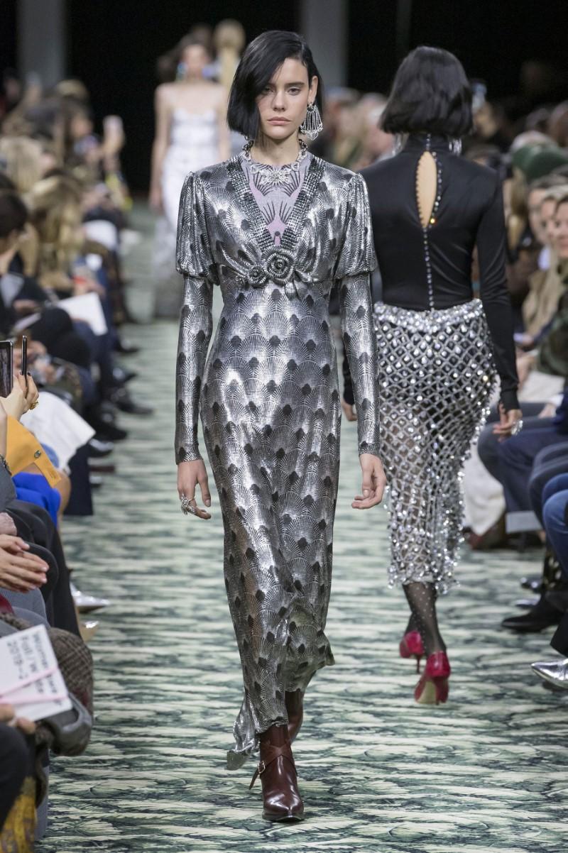Paco Rabanne Fall Winter 2019 - Paris Fashion Week