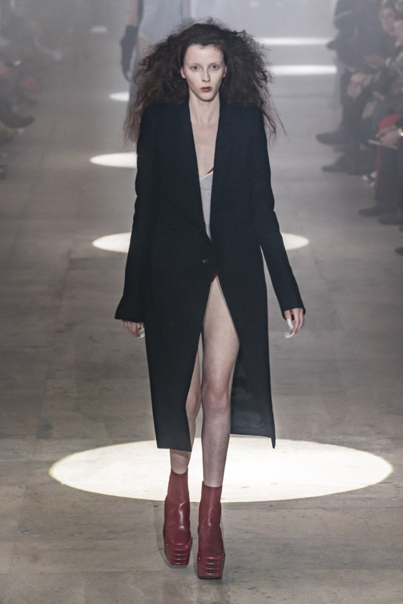 Rick Owens Fall Winter 2019 - Paris Fashion Week