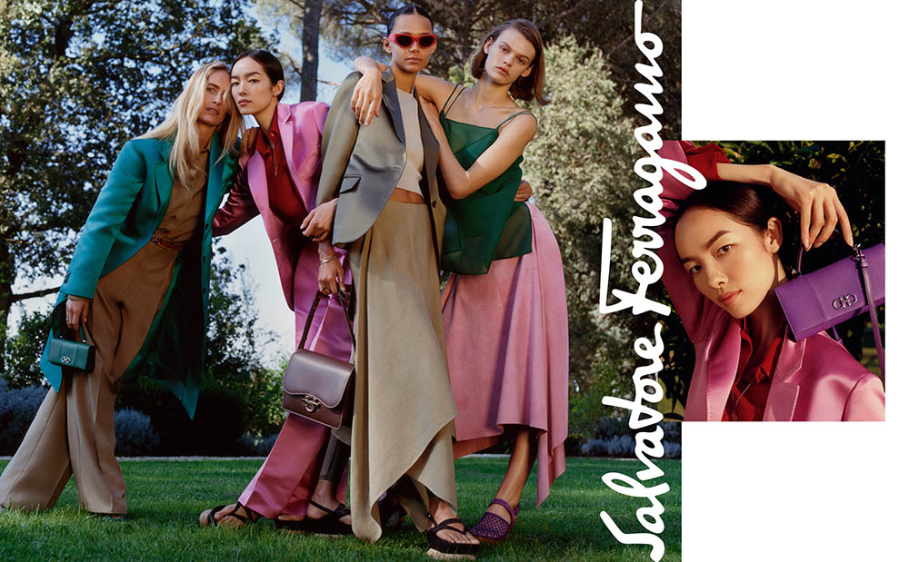 Salvatore Ferragamo Spring Summer 2019 Campaign