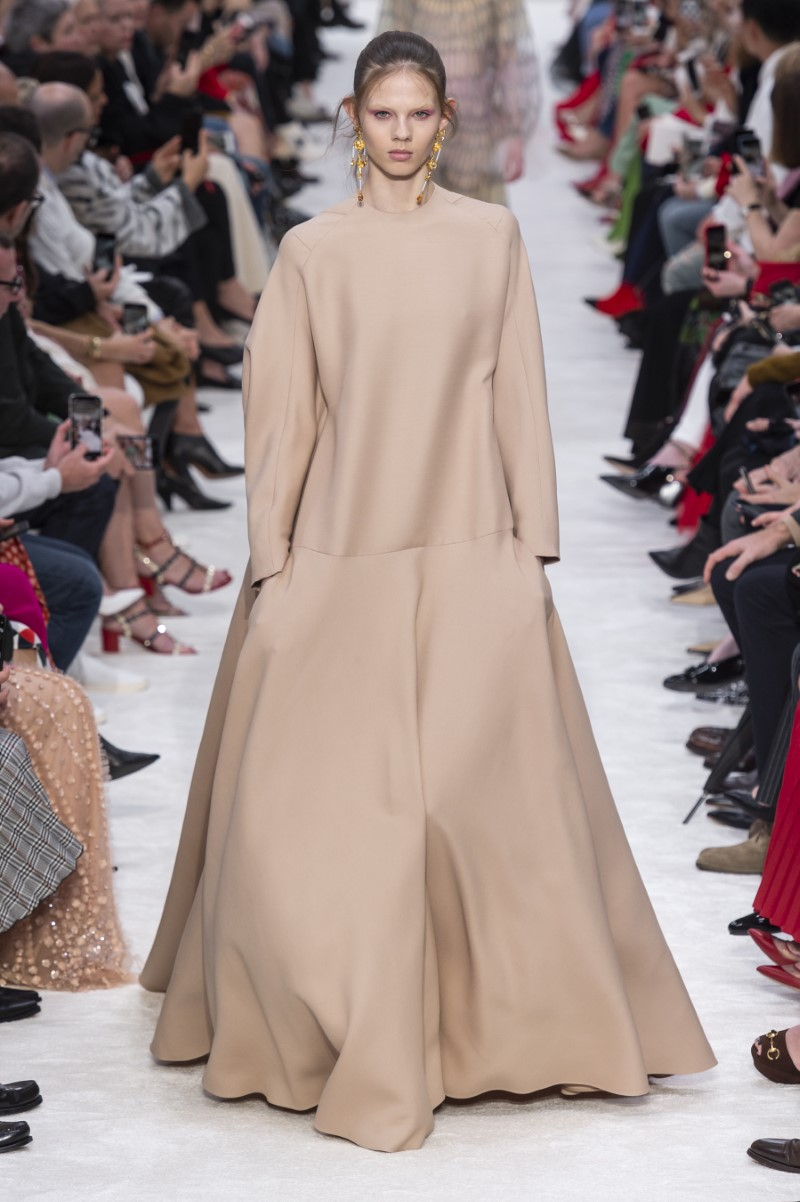 Valentino Fall Winter 2019 - Paris Fashion Week