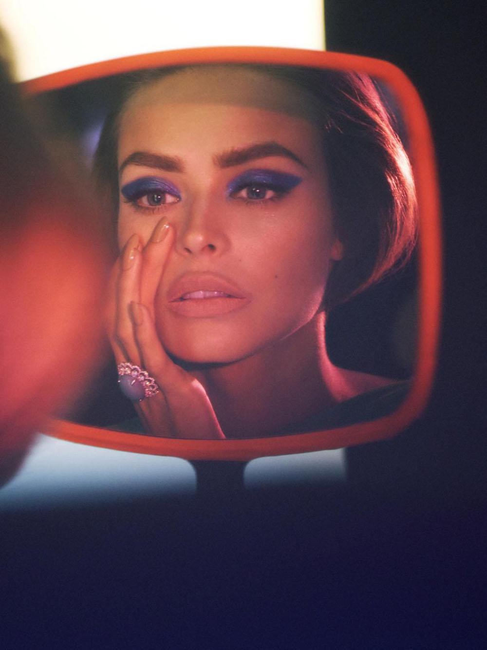 ''À Fleur De Peau'' by David Sims for Vogue Paris April 2019